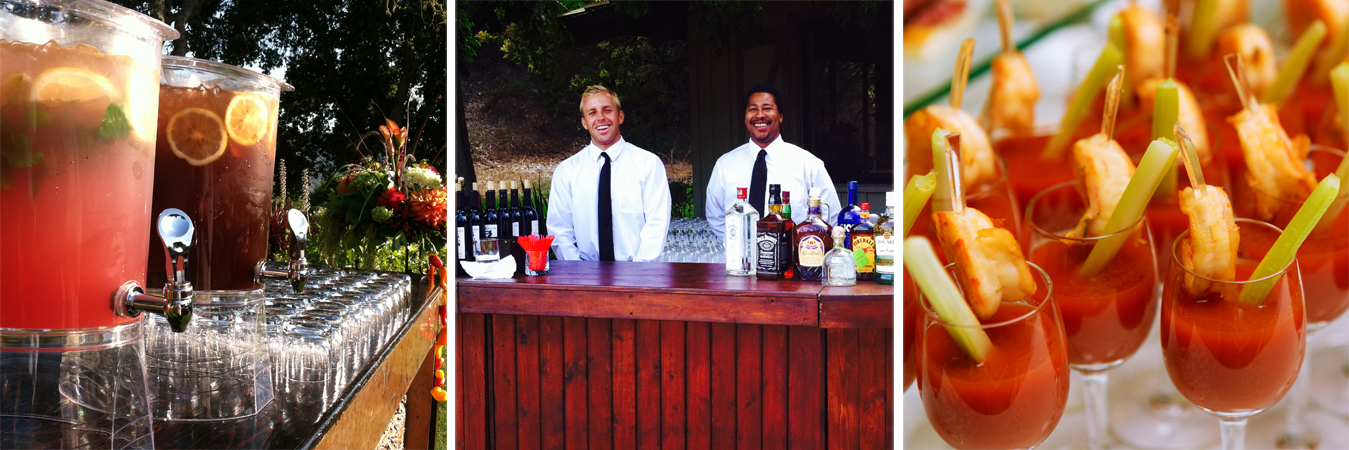Classic Catering Bar Service