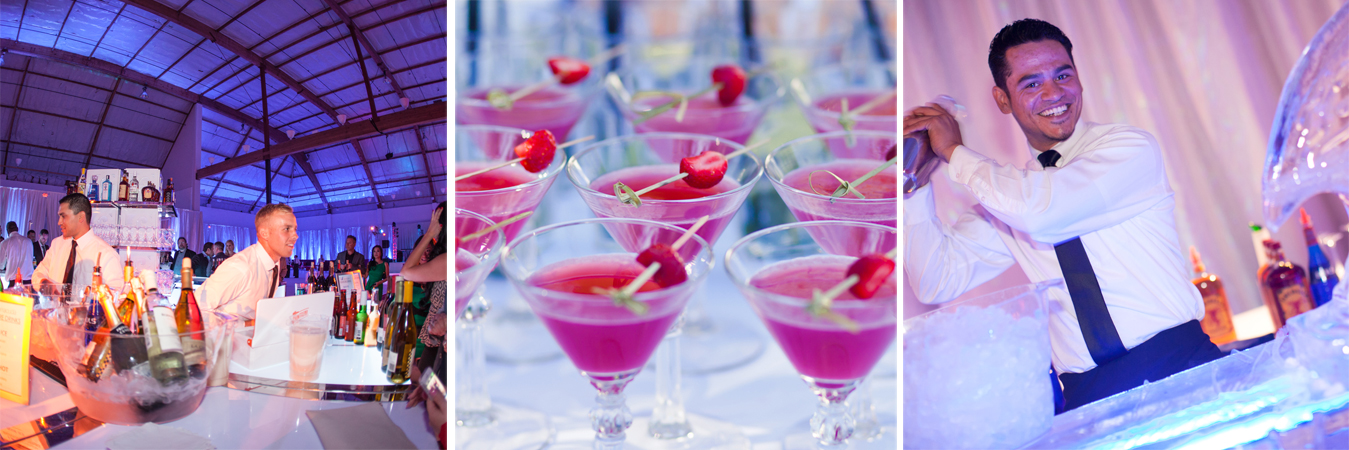Corporate Bar Package for 600 guests by Classic Catering Monterey